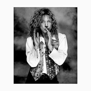 Robert Plant, 1993, Signed edición limitada de gran tamaño, 2020