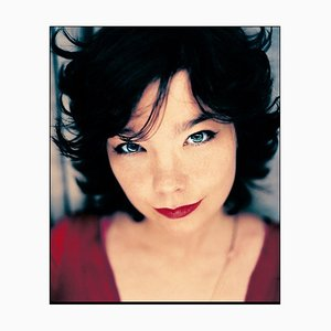 Bjork, Signed Limited Edition Print, 2020