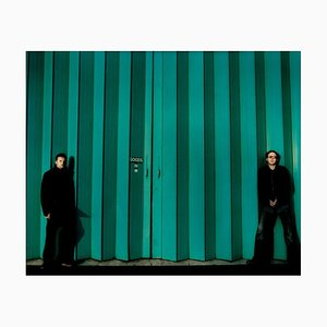 The Chemical Brothers, Signierter Oversize Druck in limitierter Edition, 2001, 2020