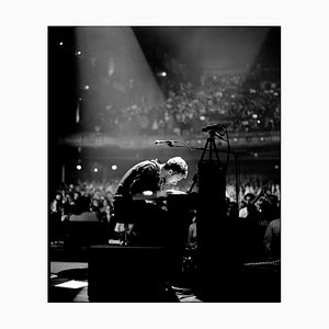 Chris Martin Coldplay 2003, Signed Limited Edition Print, 2020