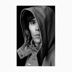 Ian Brown of the Stone Roses, Silver Gelatin Print Limited Edition, 1998