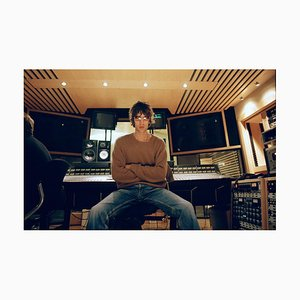 Richard Ashcroft of the Verve Limited Edition, 2002