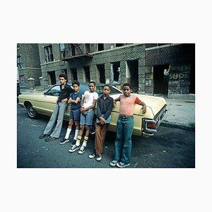 Bronx Teenagers 1980, impreso más tarde