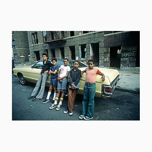Bronx Teenagers 1980, Printed Later