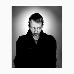Thom Yorke of Radiohead - Signed Limited Edition Print (2006), 2020