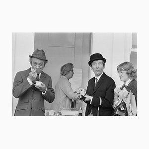 Carry on Tea Break, Impression Gélatine Géante Oversize en Édition Limitée, 1971