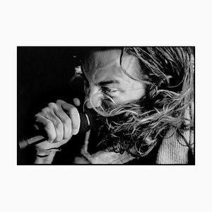 Eddie Vedder - Oversize Signed Limited Edition Print, 2020