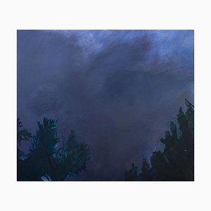the Night, Öl auf Leinwand, 2013