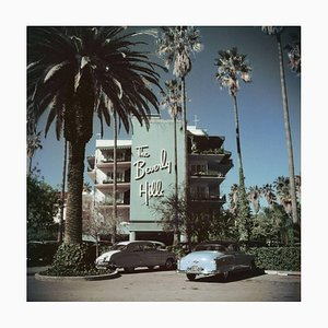 Bearly Hills Hotel Slim Aarons Estate Druck, 1967