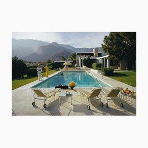 Kaufmann Desert House, Slim Aarons Estate Edition, 1970