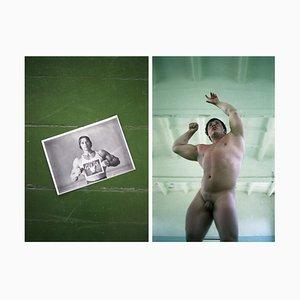 Schwarzenegger is My Idol, 1 edición limitada, Hahnemühle Rag Baryta Print, 2012