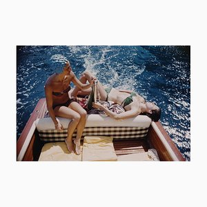Vuccino et Rava Slim Aarons Estate Edition, 1958