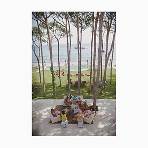 Fête de la Maison Marbella, Slim Aarons, Estate Edition, 1967