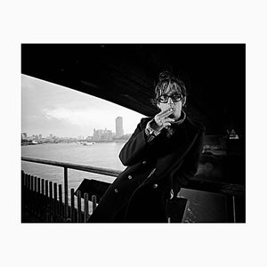 Jarvis Cocker of Pulp a London, Oversize Limited Edition, 2001