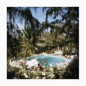 Pool Party Eleuthera, Slim Aarons, Bahamas, Estate Edition, 1960