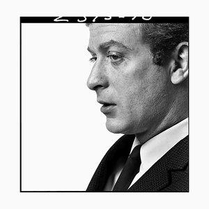 Michael Caine Portrait, 1964