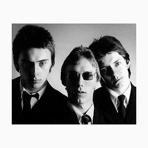 The Jam, Paul Weller, signiert, 1977, limitierte Serie