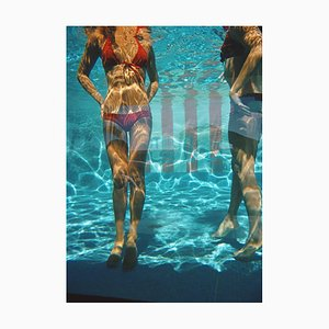 Pool at Las Brisas Slim Aarons Estate Print 1972