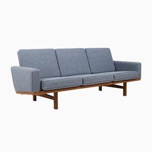 Oak GE-236/3 Sofa by Hans J. Wegner for Getama, 1950s