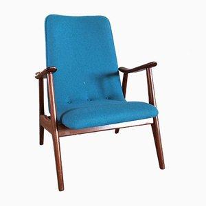 Armchair by Louis van Teeffelen for WéBé, 1950s