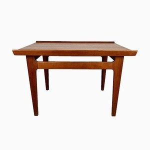 Table Basse Modèle 500 Mid-Century en Teck par Finn Juhl pour France & Søn / France & Daverkosen, 1950s