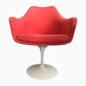 Mid-Century Tulip Armchair by Eero Saarinen for Knoll Inc. / Knoll International