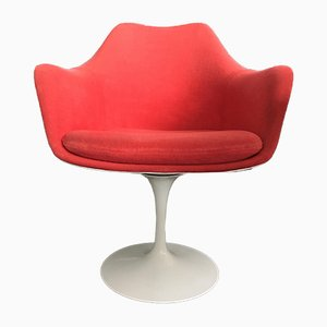 Poltrona Tulip Mid-Century di Eero Saarinen per Knoll Inc. / Knoll International