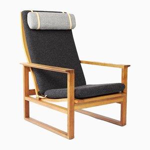Dänischer Modell 2254 Sessel von Borge Mogensen für Fredericia, 1960er