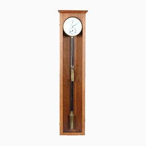 Antique Regulator Clock with Seconds Pendulum, Early 20th century