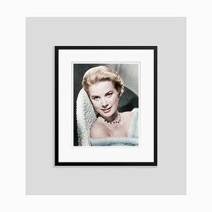 Grace Kelly Framed in Black by Bettmann