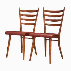 Mid-Century Danish Dining Chairs, 1960s, Set of 2