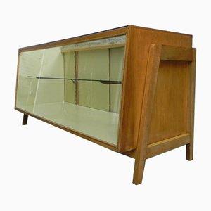 Large Vintage Shop Display Cabinet, 1950s