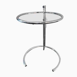 Table d'Appoint Ajustable E1027 par Eileen Gray, 1940s