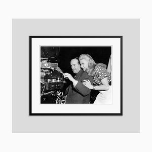 Gingers Rogers It Had to Be You Archival Pigment Print Framed in Black by Everett Collection