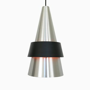 Danish Ceiling Lamp by Johannes Hammerborg for Fog & Mørup, 1960s