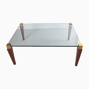 T56 Coffee Table by Peter Ghyczy, 1970s