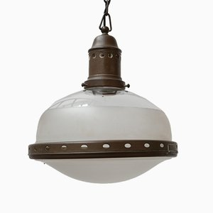 Two-Tone Pendant Lamp from B.A.G.