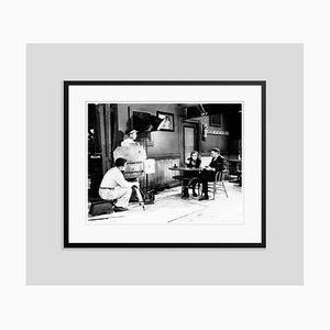 Anna Christie Archival Pigment Print Framed in Black by Everett Collection