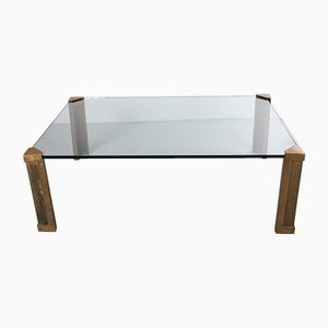 T14 Coffee Table by Peter Ghyczy, 1970s