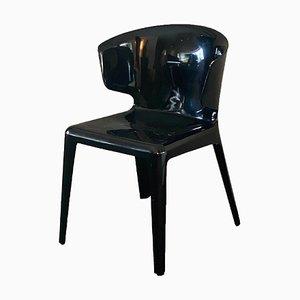 Black Hola Sprint Side Chair from Hannes Wettstein, 2003