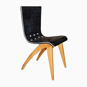 Sidechair by Silla G. Van Os for Van Os Culemborg, 1950s