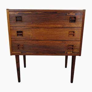 Danish Rosewood Chest of Drawers from Brouer Møbelfabrik, 1960s