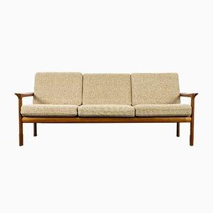 Danish Teak Sofa by Sven Ellekaer for Komfort, 1960s