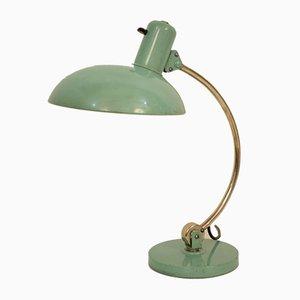 Lampe de Bureau Vert Menthe de Kaiser Idell / Kaiser Leuchten, 1960s