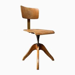 German Desk Chair from Bombenstabil, 1930s