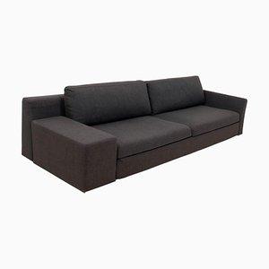 Graues Mister Sofa von Philippe Starck für Cassina