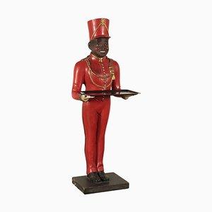 Butler Statue from Moretto