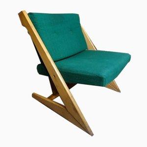 Dutch Z Side Chair, 1950s