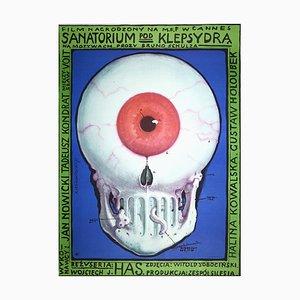 Unbekannt - Sanatorium Pod Klepsydra - Vintage Offset Poster - 1975