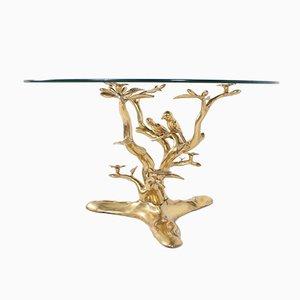 Tavolino da caffè con uccelli di Willy Daro
